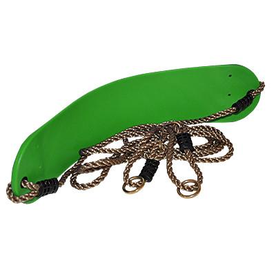 Schaukelsitz elastisch - apfelgrün