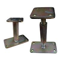 Pfostenträger höhenverstellbar, Typ P, extra stabil