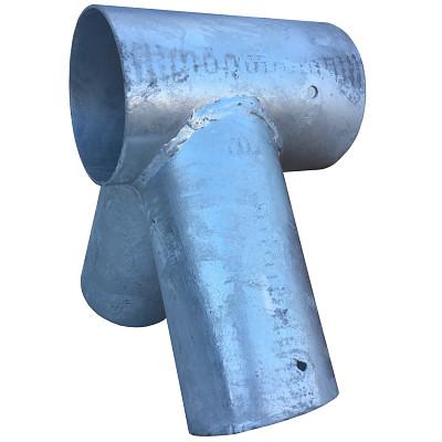 Schaukelverbinder 120x100x100mm - feuerverzinkt