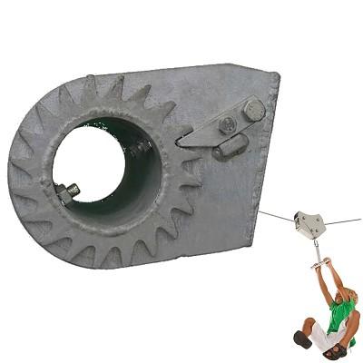 Seilspanner für Kantholz