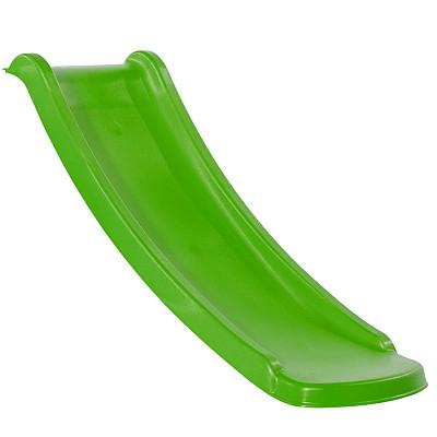 Kleinkindrutsche Rutsche Babyrutsche 1,17m - apfelgrün