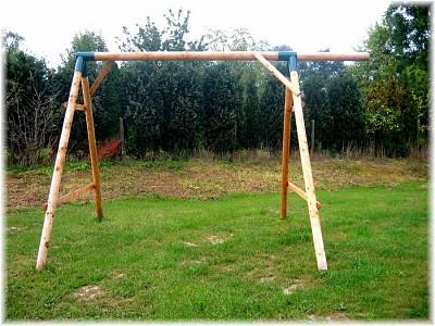 Grundgerüst für das Spielplatz Set BOUNCE Höhe: 2,10 m