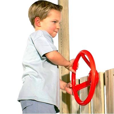 Lenkrad für Spieltürme