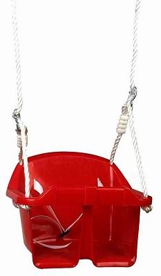Babyschaukel Sitz aus Hartplastik