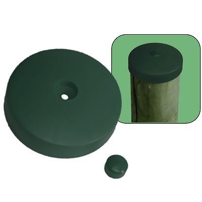 Kunststoff-Abdeckkappen 10cm für Pfosten