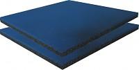 2er Set Spielplatz Fallschutzmatten blau