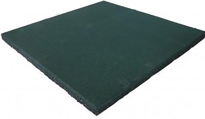 Spielplatz Fallschutzmatte grün