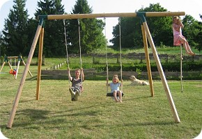 VOYAGE Spielplatz Set