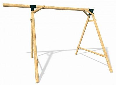 Grundgerüst für BOUNCE Spielplatz Set