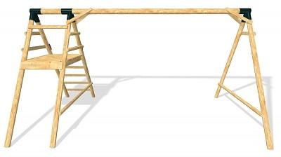 Grundgerüst für MAXIMUM Spielplatz Set